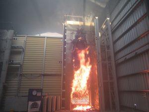 Fire Testing in Buildings UK